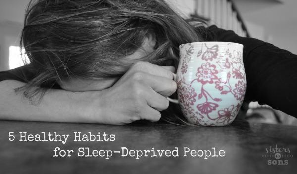 sleep deprivation tips