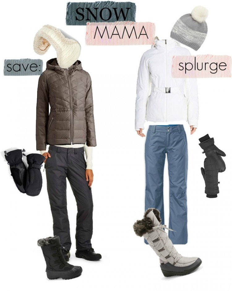 d6de5ca90bd6 Best Winter Gear for Kids (and cool moms!) - The Motherchic