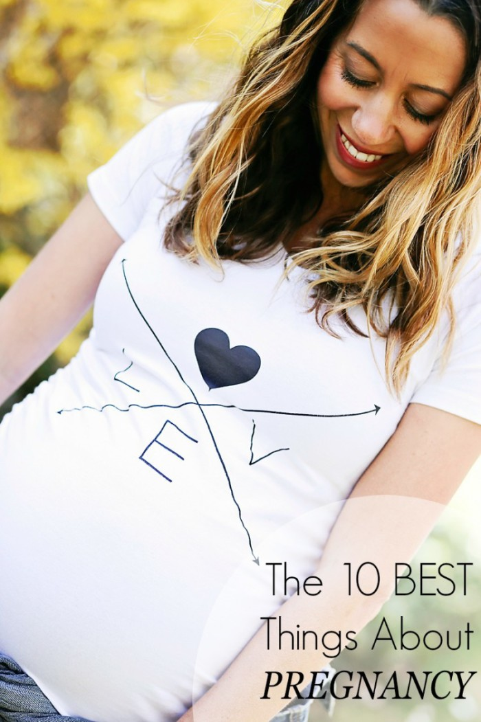 best things about pregnancy