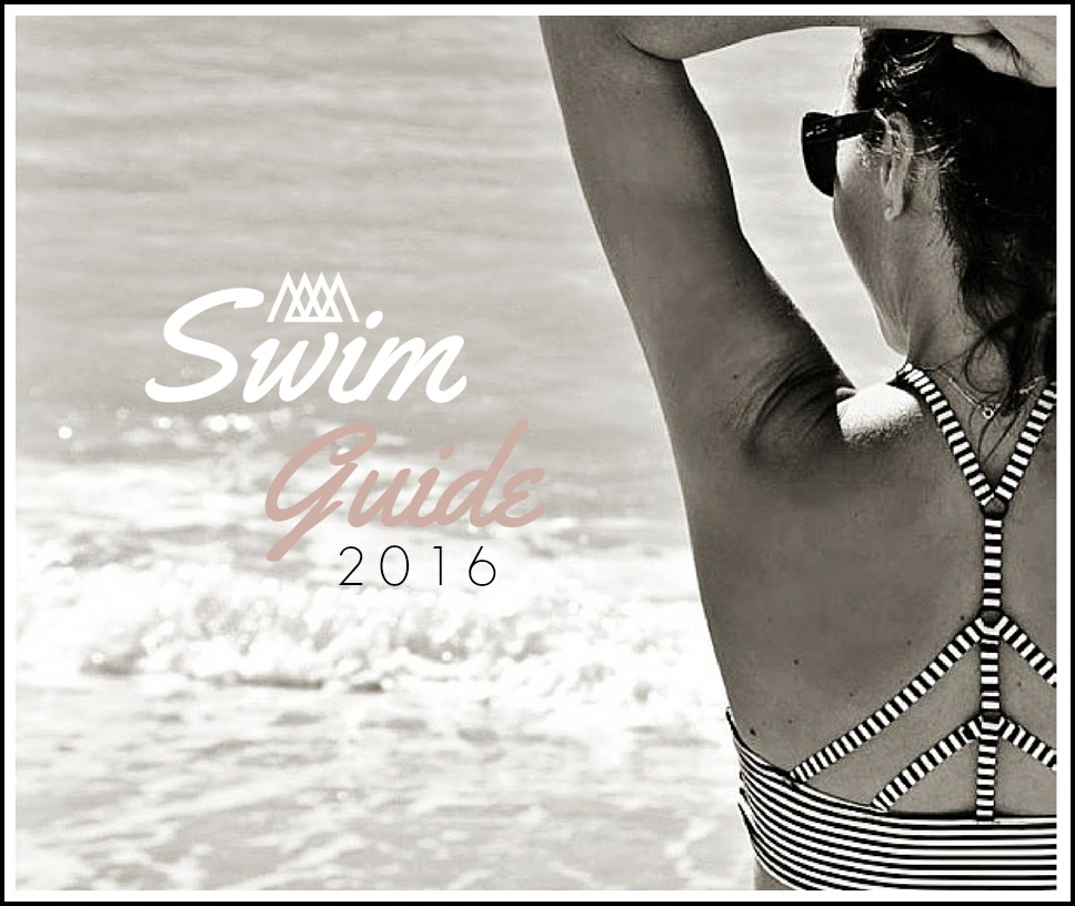 swimwear guide, the best swimsuits for moms, swim 2016