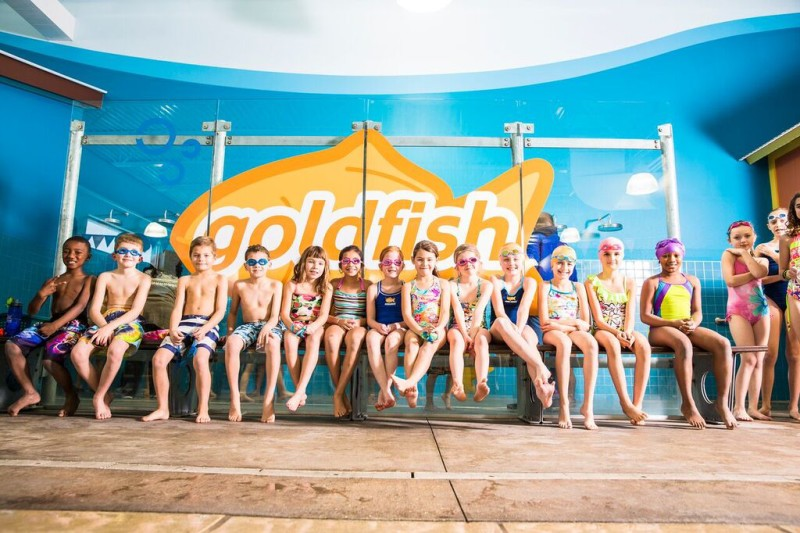 water safety tips: goldfish swim school