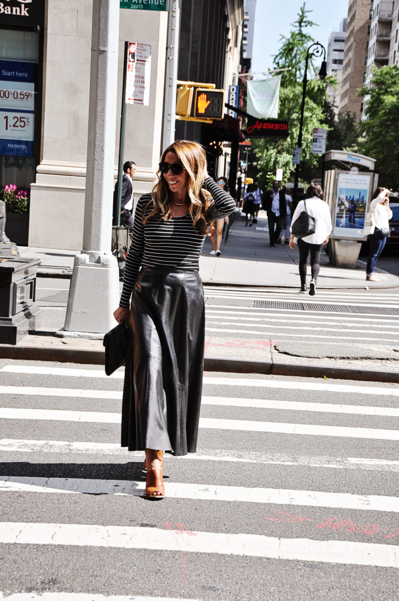 new york fashion week, blogger outfit